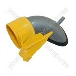 Cyclone Inlet Steel Yellow
