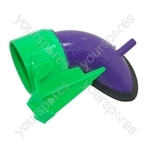 Cyclone Inlet Purple/lime