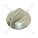 Meneghetti Cooker Control Knob Silver