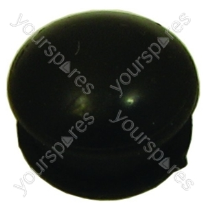 Timer Button Black