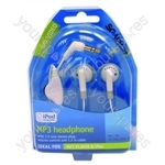 Headphones Mp3 + Vol Reg