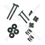Flymo Multimo 340XC Lawnmower Handle Fixing Kit