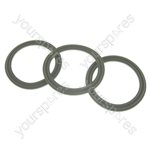 Kenwood Chef & Major Blender Liquidiser Mixer Sealing Rings Pack Of 3
