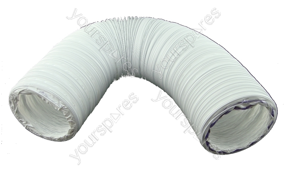 Tumble Dryer Exhaust Pipe ~ Extra strong tumble dryer vent hose exhaust pipe metre