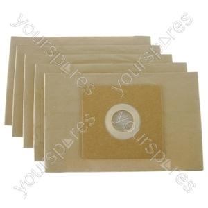 Argos Proaction Vacuum Cleaner Paper Dust Bags