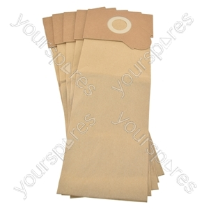 Nilco Combi Vacuum Cleaner Paper Dust Bags