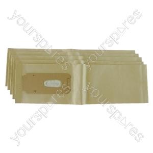Oreck XL100 Vacuum Cleaner Paper Dust Bags
