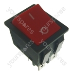Numatic On/OFF Rocker Vacuum Cleaner Switch