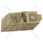Panasonic Upright Vacuum Cleaner Paper Dust Bags