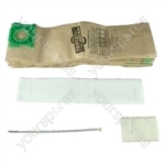 Sebo Service Kit 10 x Vacuum Bags and Filter Kit
