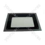Outer Door Glass Mai N Graphite