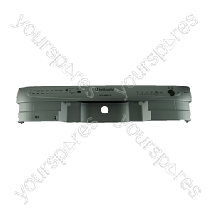 Console Panel Aluminium